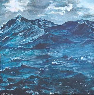 KIMBERLY FOSS, Lost at Sea