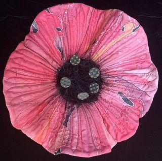 MARJAN KLUEPFEL, Wall Flower