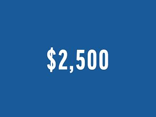 Fund a Need - $2,500