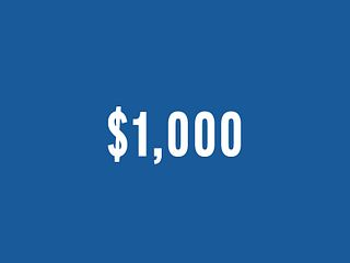 Fund a Need - $1,000