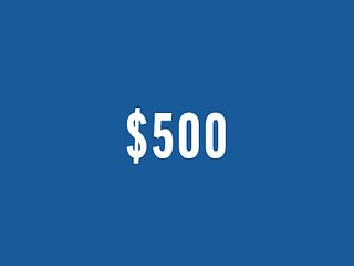 Fund a Need - $500