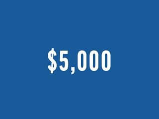 Fund a Need - $5,000