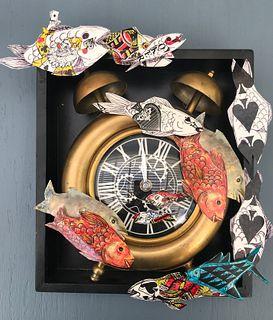 KATHLEEN S. FARROS, The Clock Strikes 12...& Time Goes On...
