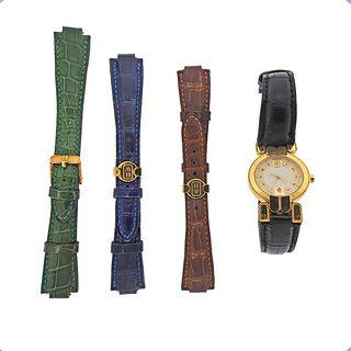 Harry Winston 18k Gold Watch LQ 27 GL