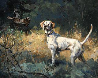 Luke Frazier (b. 1970) Forest Grouse