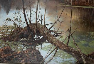 Lanford Monroe (1950-2000) The Fisherman