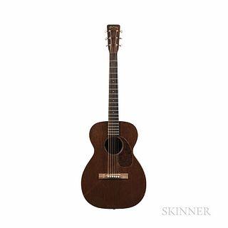 C.F. Martin & Co. 0-15 Acoustic Guitar, 1957
