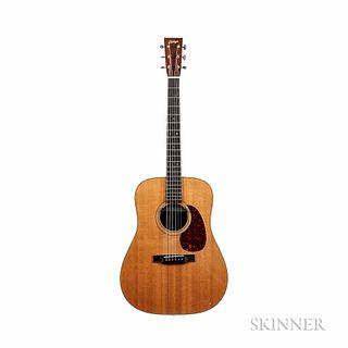 Collings D2H Acoustic Guitar, 1997
