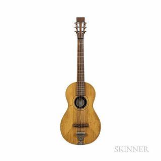 William B. Tilton No. 1 Parlor Guitar, c. 1880
