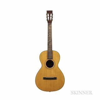 Vega Parlor Guitar, c. 1910