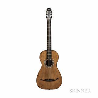 Romantic Guitar, 19th Century