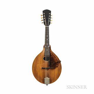 Gibson Style A Mandolin, 1914