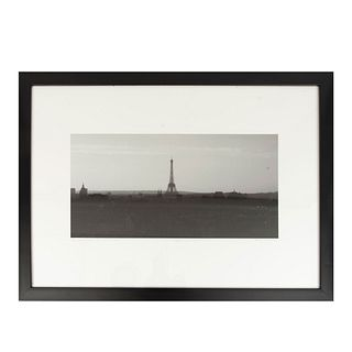 Juan José Díaz Infante. París. Firmada PA. Fotografía impresa sobre papel de algodón con tintas libres de ácido. 40 x 60 cm