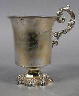 1946 Russian Silver Trophy Cup