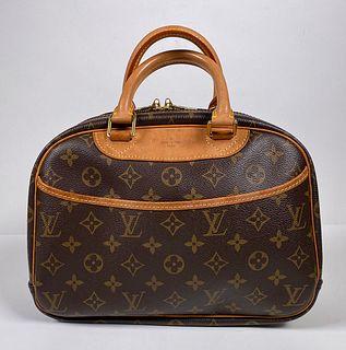 LOUIS VUITTON Trouville Monogrammed Hand Bag