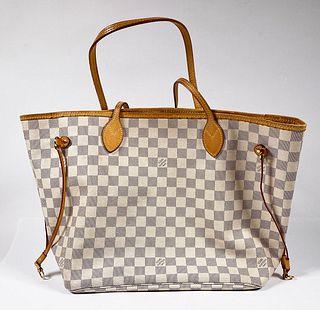 LOUIS VUITTON Neverfull MM N51107 Tote Bag