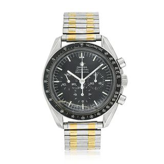 "Omega Speedmaster Professional ""Straight Writing"" in Steel"