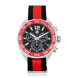 Tag Heuer McLaren Formula 1 Special Edition in Steel