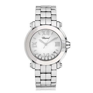 Chopard Happy Diamonds Watch in Steel