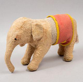 Elephant Toy. Germany. 20th century. Steiff. Plush toy.
