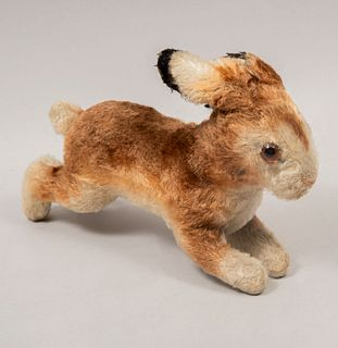 Toy Bunny. Germany. 20th century. Steiff. Plush toy.