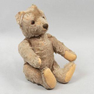 "Toy Bear. Germany. 20th century. Steiff. Plush toy. 11"" (28 cm)"