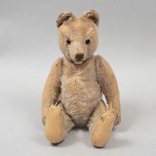 "Teddy Bear. Germany. 20th century. Steiff. Plush toy. Articulated. 13.3"" (34 cm)"