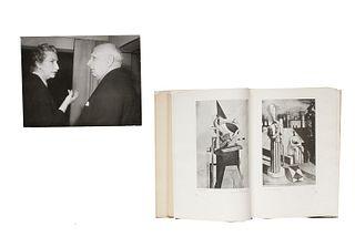 de Chirico, Giorgio<br><br>Sélection. Chronique de la Vie Artistique - Cahier no. 8. Giorgio De Chirico, Anvers, Edition Sélection, 1929 (December), 2