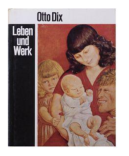 Loffler, Fritz<br><br>Otto Dix. Leben und Werk