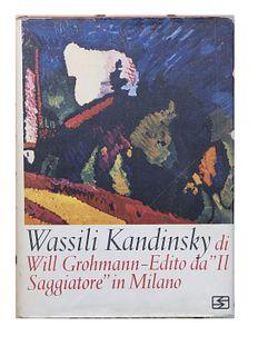 Kandinsky, Wassily<br><br>Wassili Kandinsky. Life and work