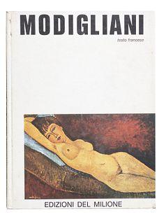 Modigliani, Amedeo<br><br>Amedeo Modigliani. Dessins et sculptures
