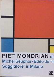 Mondrian, Piet<br><br>Piet Mondrian. Life and work. Preface by Georg Schmidt