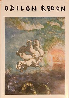 Berger Klaus<br><br>Odilon Redon. Phantasie und Farbe