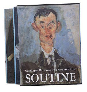 AA.VV.<br><br>Chaim Soutine (1893 - 1943). Catalog Raisonné. Werkverzeichnis