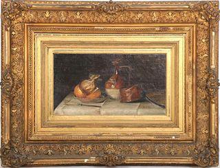 Marie Antoinette Ney Still Life Oil on Canvas