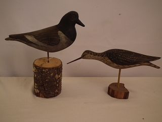 TWO WEK SIGNED DECOYS