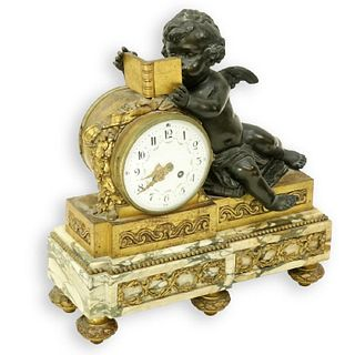 Henry Dasson French Mantle Clock