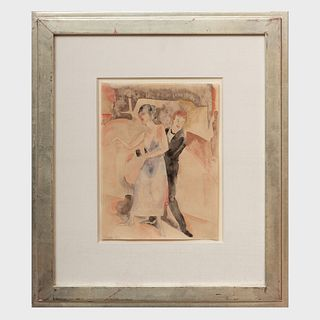 Charles Demuth (1883-1935): Song and Dance