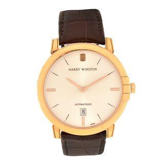 Harry Winston Midnight 450-MA2R Watch
