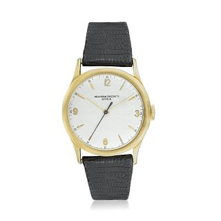 Vacheron Constantin Fine Vintage Watch in 18K Yellow Gold