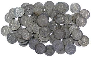 Franklin Silver 50c Assortment