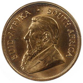 South Africa: 1975 1 oz. Gold Krugerrand