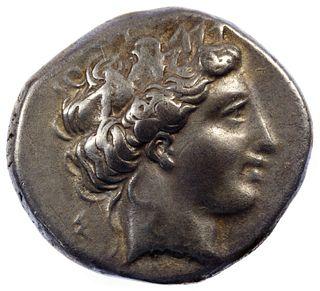 Ancient: Metapontum 325-280 BC