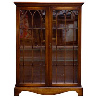 Bevan Funnell Gothic Revival Style Bookcase