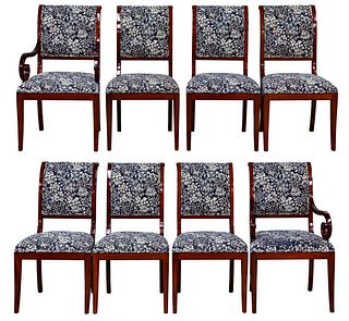 Kindel Sleigh Back Dining Chair Collection