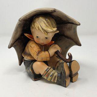 Rare!Goebal Hummel  #152/0 A, Umbrella Boy, TMK 4