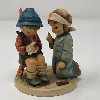 "Exclusive! Goebel Hummel Figurine ""Little Nurse"" #376"