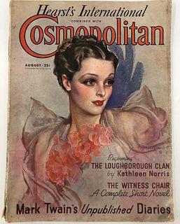 Cosmopolitan, August 1935