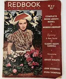 Redbook, May 1938