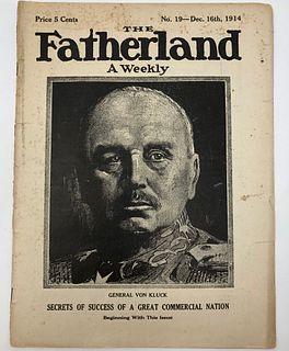 The Fatherland, Dec 16, 1914